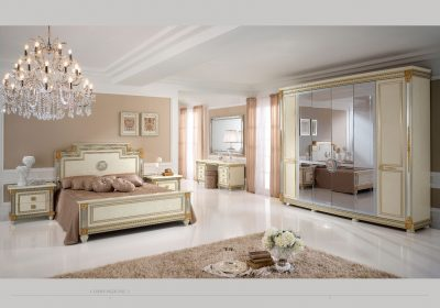 Brands Arredoclassic Bedroom, Italy Liberty Night Bedroom