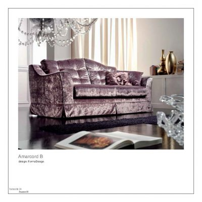 Brands Formerin Classic Living Room, Italy Armacord