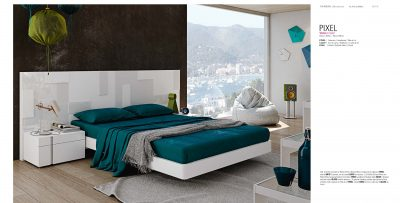 Brands Garcia Sabate, Modern Bedroom Spain YM14