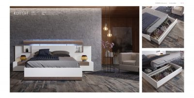 Brands Garcia Sabate, Modern Bedroom Spain YM09