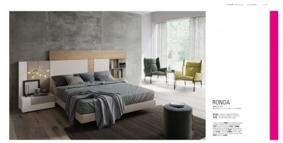 Brands Garcia Sabate, Modern Bedroom Spain YM11