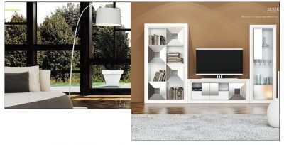 Brands Franco Serik  Wall Unit Collection, Spain SERIK 15