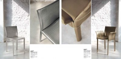 Brands Unico Tables and Chairs, Italy ACCADEMIA CHAIRS