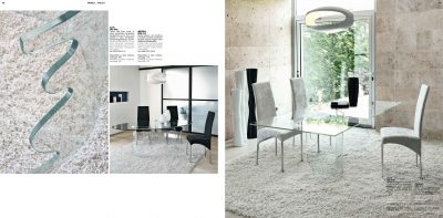 Brands Unico Tables and Chairs, Italy ALFA