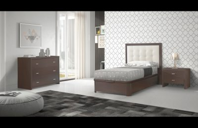 Bedroom Furniture Beds with Storage Regina Storage TS, FS Wenge Bedroom